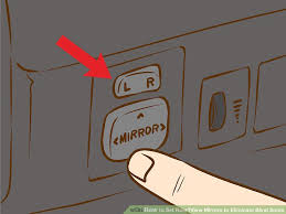 Remove Blind Spot Mirror How To Set Rear U2010view Mirrors To Eliminate Blind Spots 6 Steps