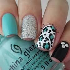 Nail Designs Cheetah Top 80 Eye Catching Cheetah Nail Designs