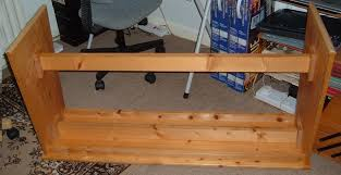 Organ Bench A Simple Console For A Virtual Pipe Organ