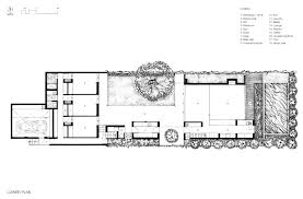 gallery of christian street house james russell architect 19 christian street house lower floor plan