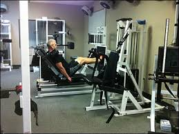 Nautilus Bench Press Machine Machine Training Myths High Intensity Training By Drew Baye