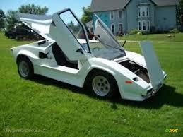 fiero kit car lamborghini 1985 pontiac fiero lamborghini kit car in white photo 3 245308