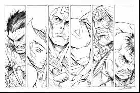 remarkable hulk coloring pages avengers coloring