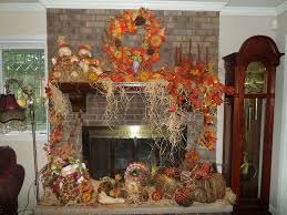 fireplace decorations for fall streamrr com