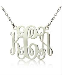 Sterling Silver Nameplate Necklace 42 Best Sterling Silver Name Necklaces Images On Pinterest Name