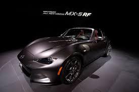 mazda motor mazda mx 5 wins 2016 world car of the year award the japan times