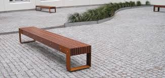L Bench Ideas L T Bench Wood Seating Systems Id Metalco Inc