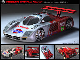 Nissan Gtr Update - nissan gtr le mans final update by m3d cinema 4d transportation