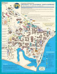 Kansas State University Campus Map by Ucsb Campus Map Santa Barbara California Bio Image Internship