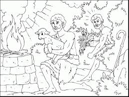 coloring pages adam and eve outstanding adam and eve family coloring page with adam and eve