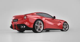 Ferrari F12 Back - adema me ferrari f12