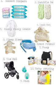 newborn baby needs 10 things for tuck month survival tucker