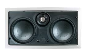 home theater center speaker niles hdlcrrp in wall centre speaker the listening post