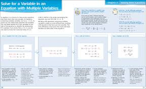 how to solve equations with multiple variables jennarocca