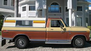 Ford F250 Utility Truck - 1974 ford f250 ranger xlt pickup t279 indy 2016
