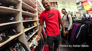 the r e d tour the game shopping in new zealand youtube