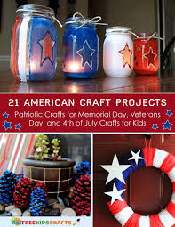 21 american craft projects patriotic crafts for memorial day