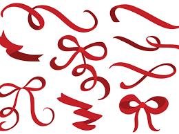 ribbons and bows free ribbons bows vectors vector graphics freevector