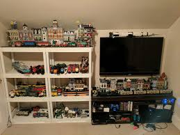 couldn u0027t have a lego room but i did get a lego wall lego