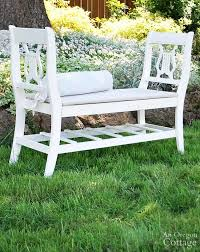 Old Wood Benches For Sale by 6 Wood Garden Bench Ideas And How To Diy