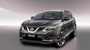 nissan car 2017 facelifted 2018 nissan qashqai coming to geneva show with semi