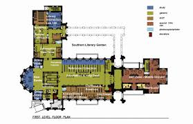 college floor plans rhodes college digital archives dlynx barret library floorplans