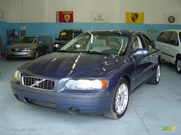 volvo 2002 2002 cosmos blue metallic volvo s60 2 4t 354255 gtcarlot com