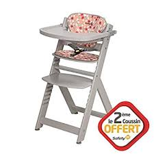 chaise haute safety safety 1st chaise haute totem 2 coussins patchcorail amazon fr