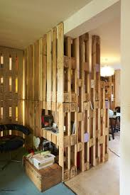 Wood Pallet Furniture Living Room 111 Best Divisores Y Paredes De Pallets Images On Pinterest Home
