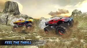 rc monster truck racing rc monster truck jam android apps on google play