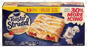 Toaster Strudle Groceries Express Com Product Infomation For Pillsbury Toaster