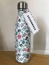 starbucks swell starbucks liberty london swell water bottle floral new ebay