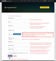 Get An Email Address For Business by How To Get The Required Information For Linkedin Social Login