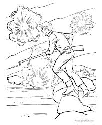 12 coloring book images civil wars coloring