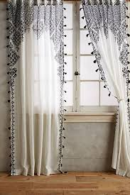 Bird Lace Curtains Curtains U0026 Drapes Anthropologie