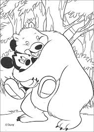mickey mouse strong coloring pages hellokids