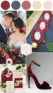 marsala and navy blue wedding inspiration navy blue navy and
