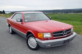 mercedes 560 sec coupe for sale 1985 mercedes 560sec coupe stunning service records