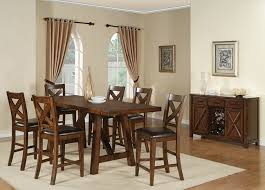 American Furniture Dining Tables Pub Dining Sets Cornett U0027s Furniture And Bedding
