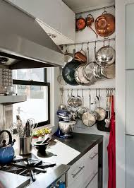 kitchen pan storage ideas hang em or hide em 10 stylish ways to store pots and pans