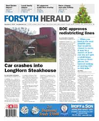 forsyth herald december 2 2015 by appen media group issuu