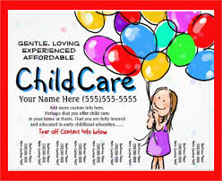 daycare flyer template infant care flyers templates 8 day care