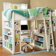 Bed Desk Combo Bunk Beds Queen Loft Bed With Desk Full Size Walmart Regarding