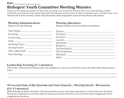 mormon share byc agenda and minutes