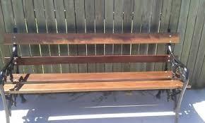 Outdoor Benche - garden bench seat gumtree australia free local classifieds