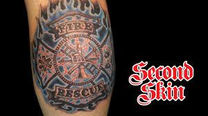 firefighter maltese cross edmonton