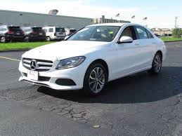 mercedes c class c300 pre owned 2015 mercedes c class c300 4d sedan in oak lawn 10
