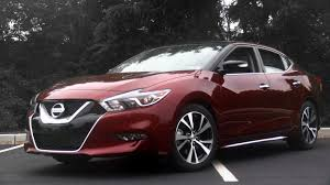 2016 nissan maxima youtube 2017 nissan maxima review youtube