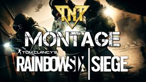 rainbow six siege tnt montage youtube