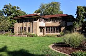 frank lloyd wright style home plans baby nursery prairie house style prairie style house plans